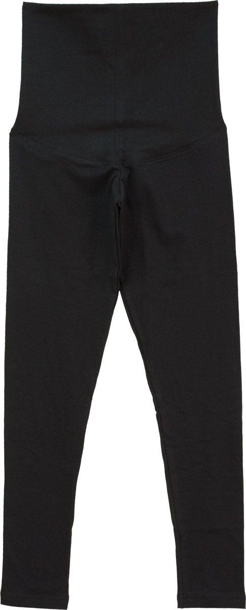 Kismama leggings (fekete) /LNPAM60922/