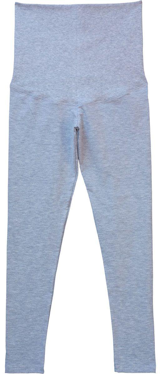 Kismama leggings (melírszürke) /LNPAM60932/